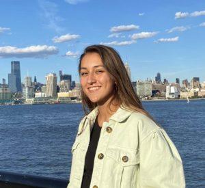CU Student Ana Gonzalez