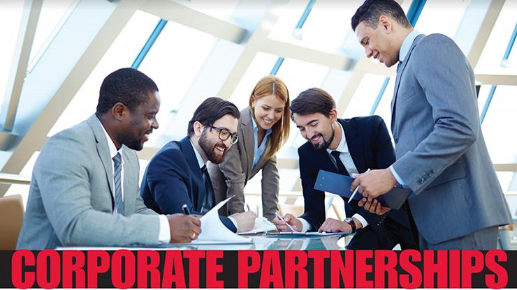 Corporate Partnership Display Image