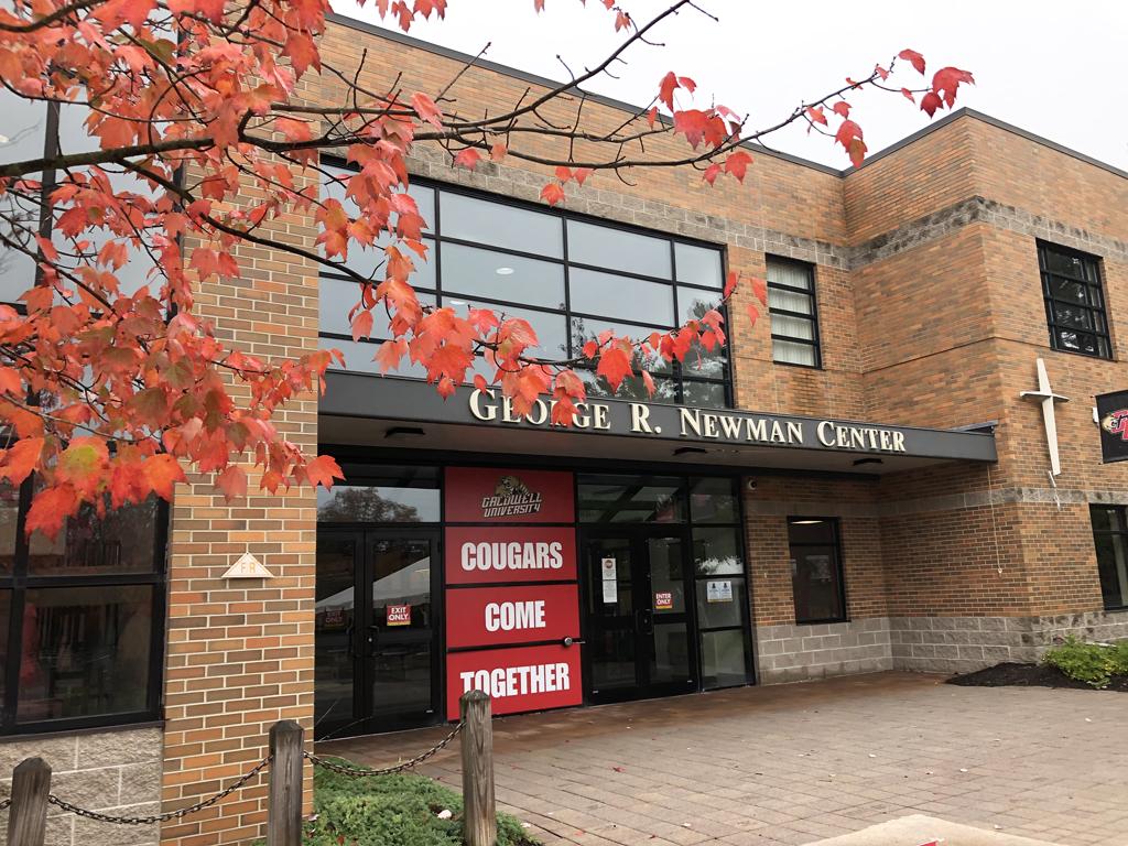 Newman Center Fall