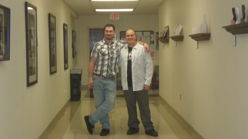 """Werner Hall Art Therapy Gallery """"Two Man Show"""""""