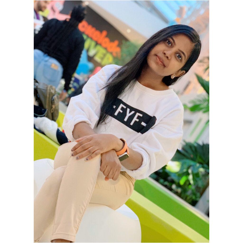 CU student Shanan