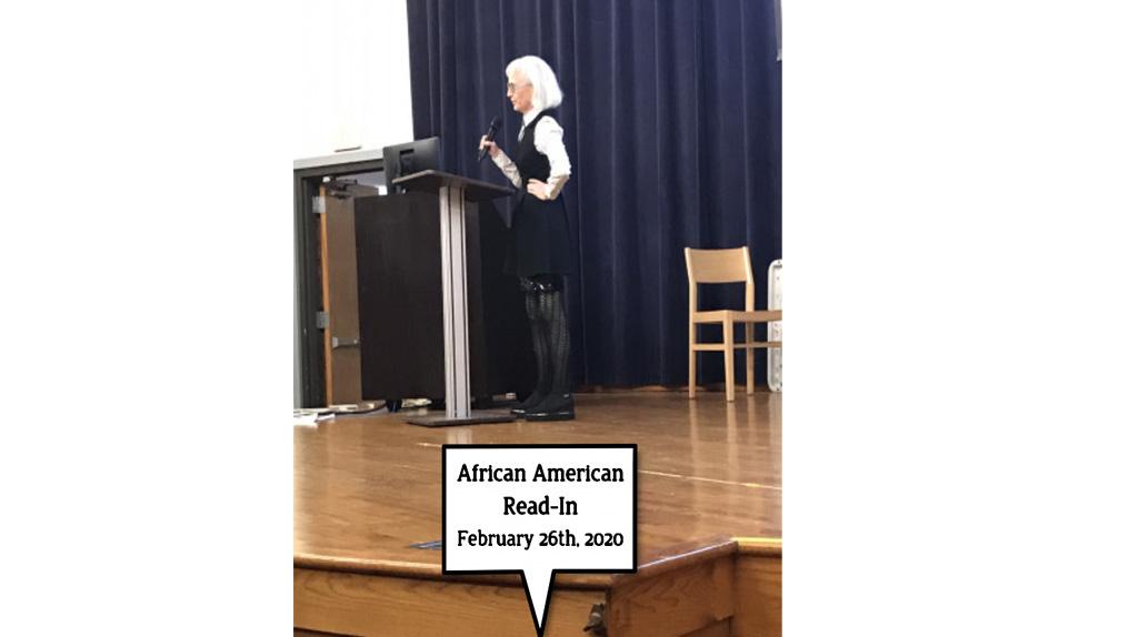 English Department professor