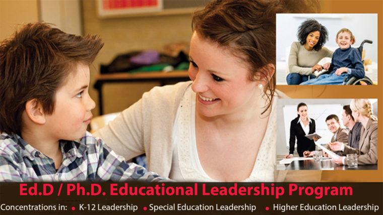 Education Leadership Program display image