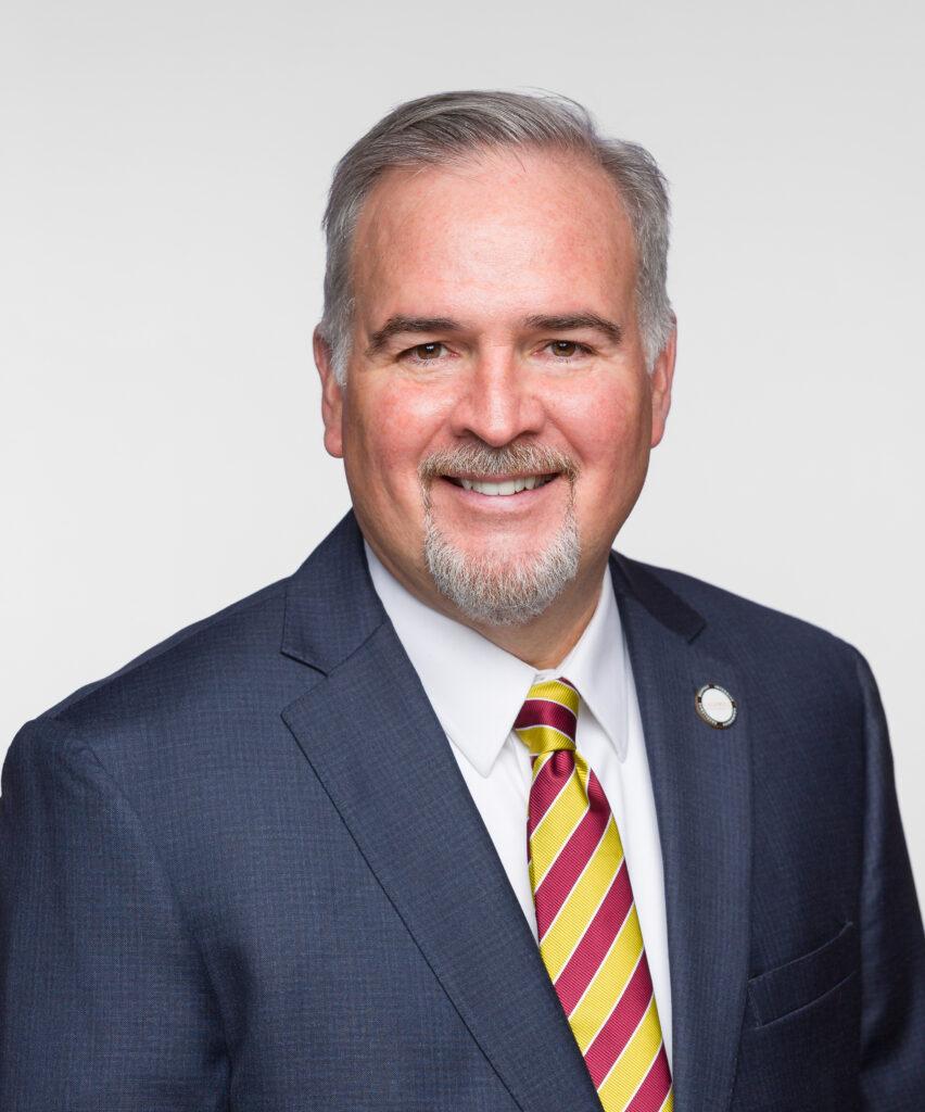 CU President Dr. Matthew Whelan