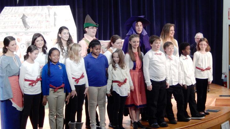 Opera Workshop Cast Members