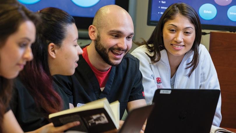 ABA graduate students