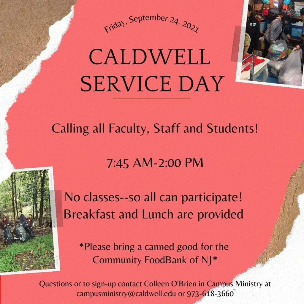 Caldwell Service Day