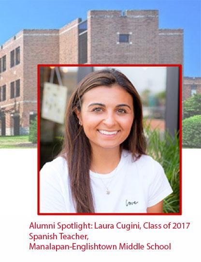 Alumni Spotlight: Laura Cugini, class of 2017