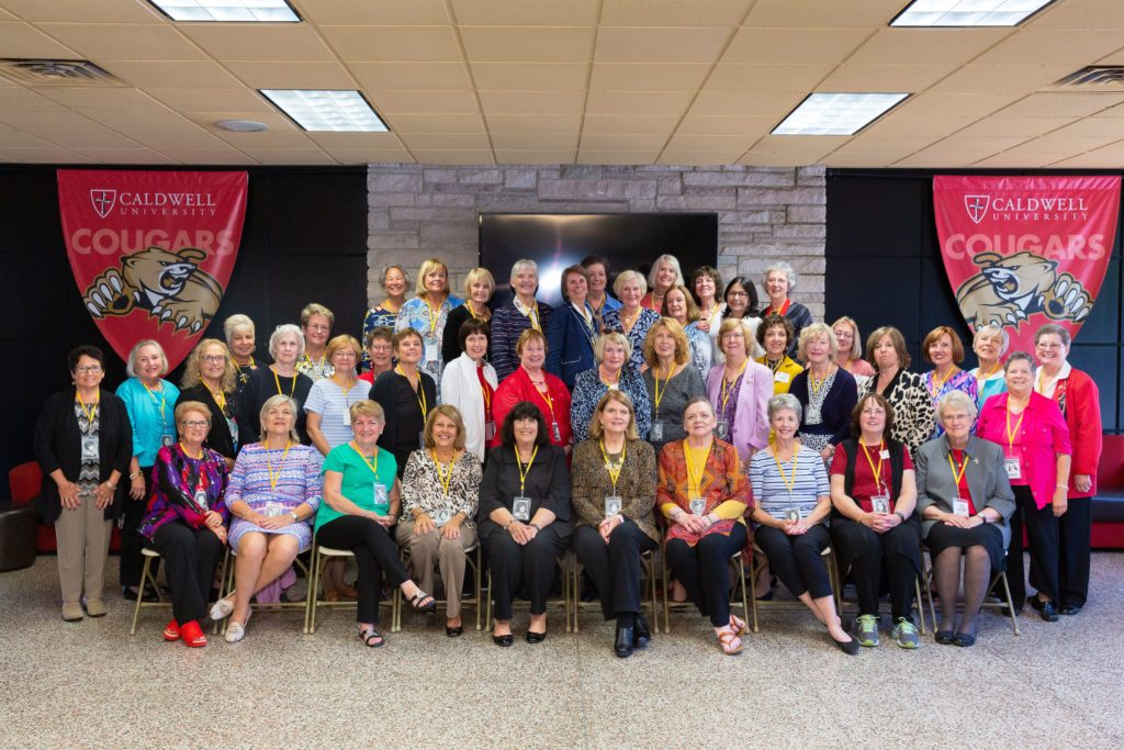 Caldwell University alumni