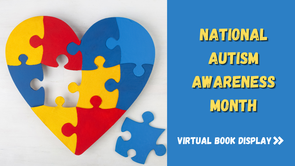 CU Library Autism Awareness month