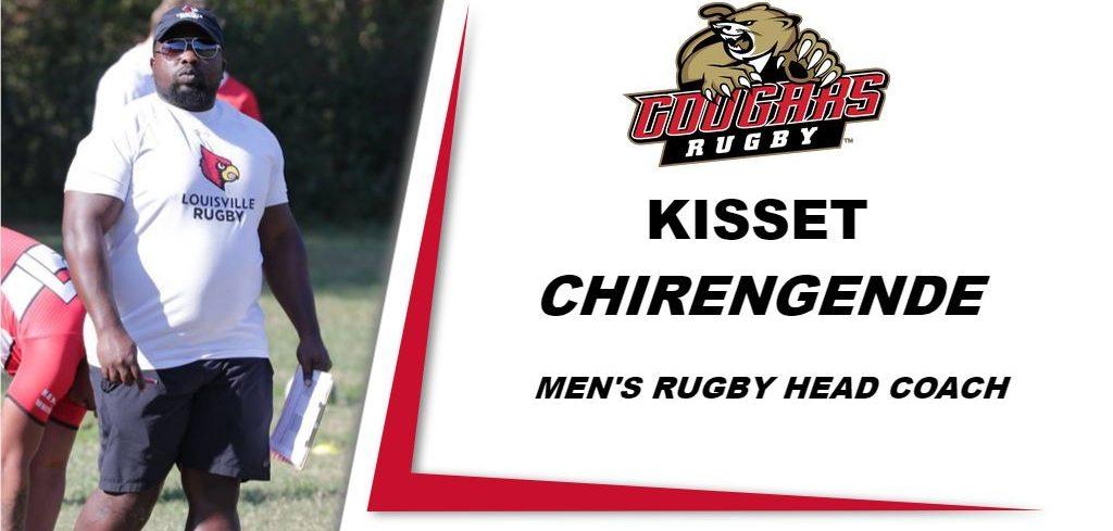 Kisset Chirengende Tabbed Lead Men's Rugby Club Program