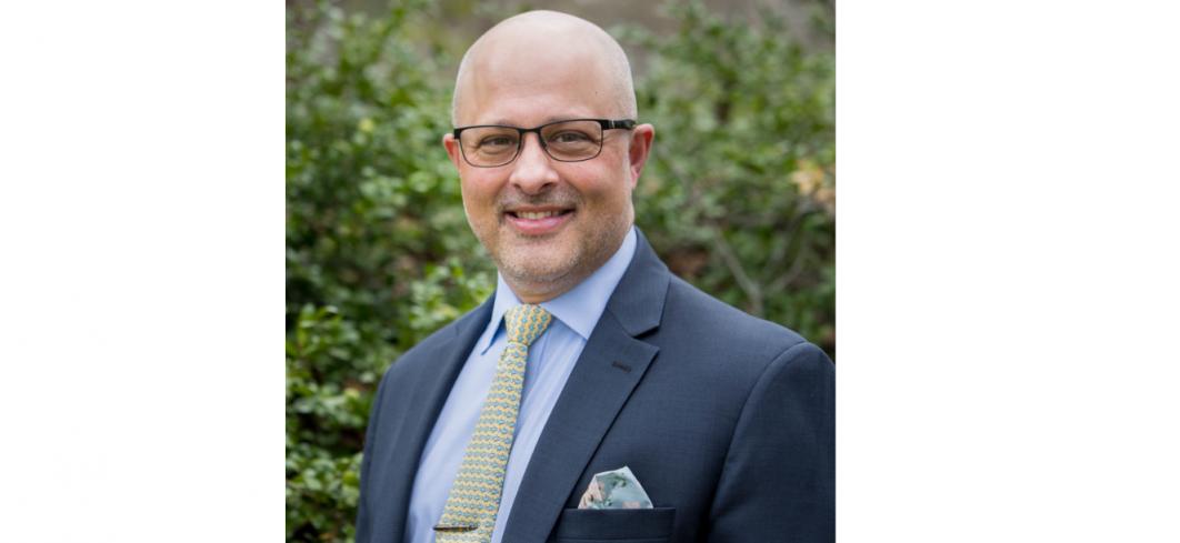 new Vice President for Academic Affairs, Peter Ubertaccio