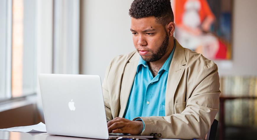 Student during Internship for School Administrator