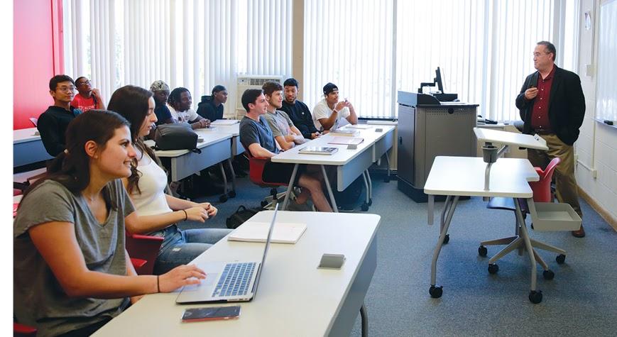 Esports Management Classroom