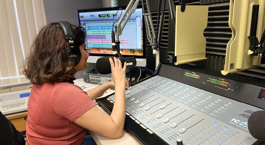 Communications Student at CU Studio