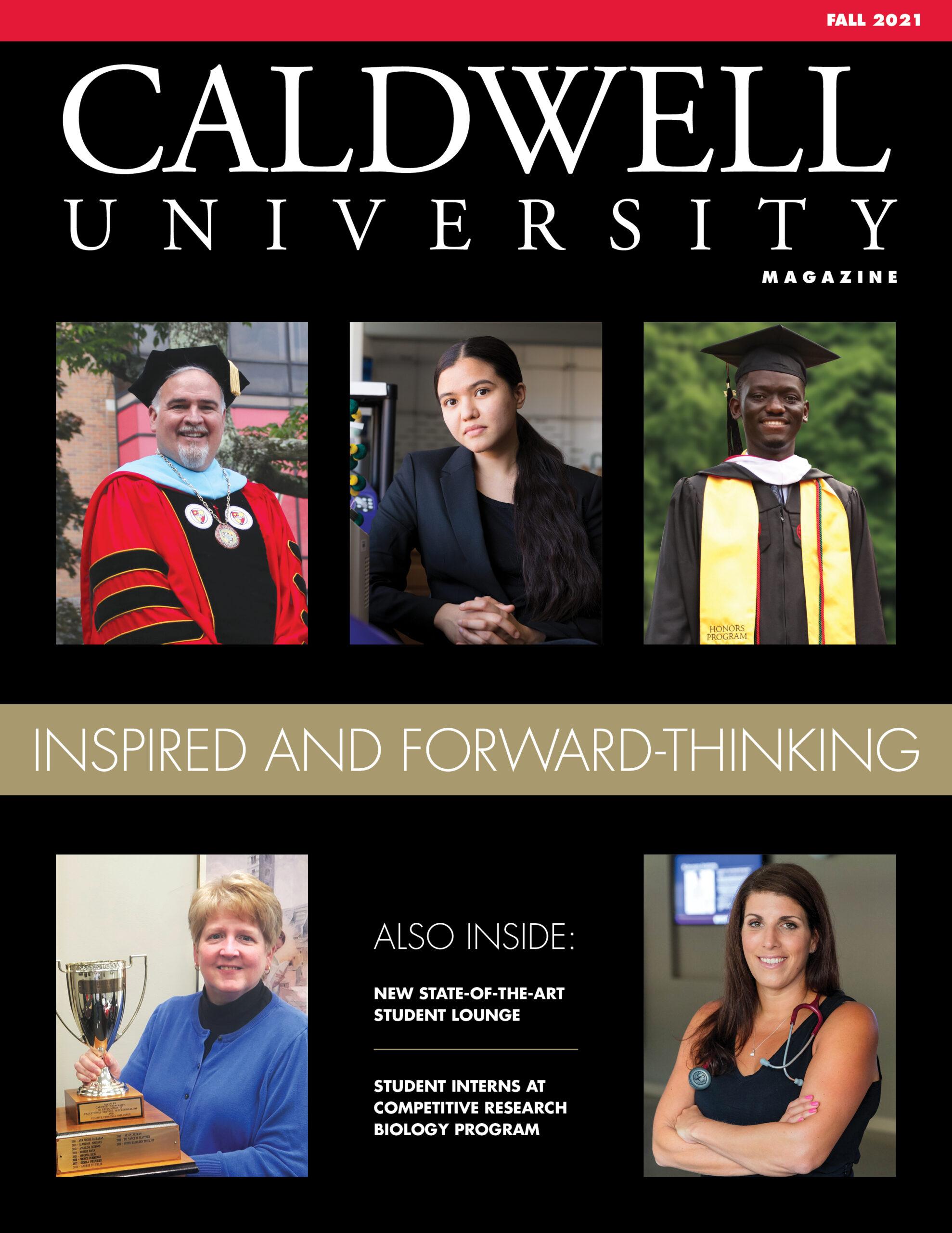 Fall 2021 Magazine Cover